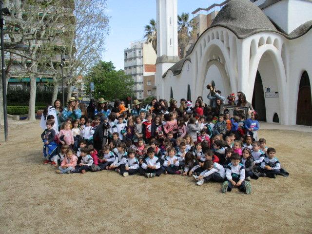 Un conte amb música al parc de Sant Jordi! | infantil