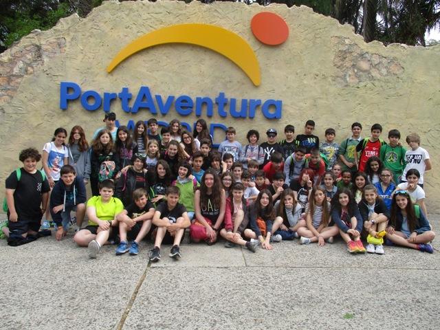 Convivències a Tarragona i Port Aventura!!!