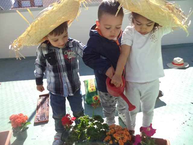 Fem de jardiners