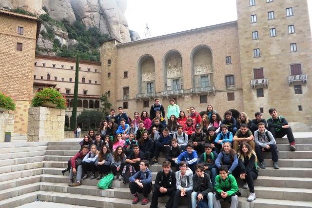 Sortida a Montserrat – secundària