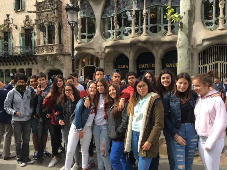 Le Modernisme et le Born de Barcelona