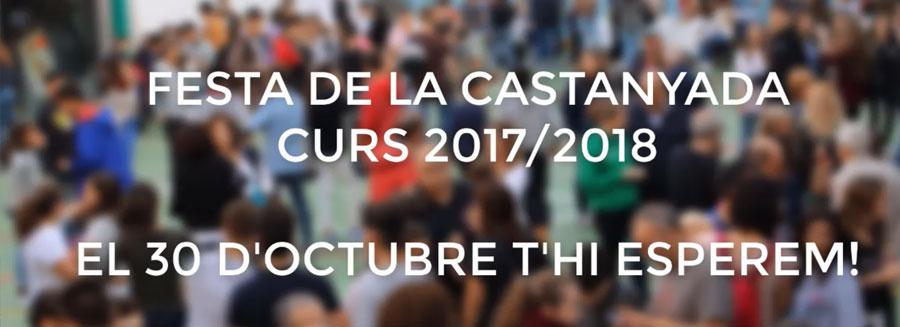 Castanyada 2017-18