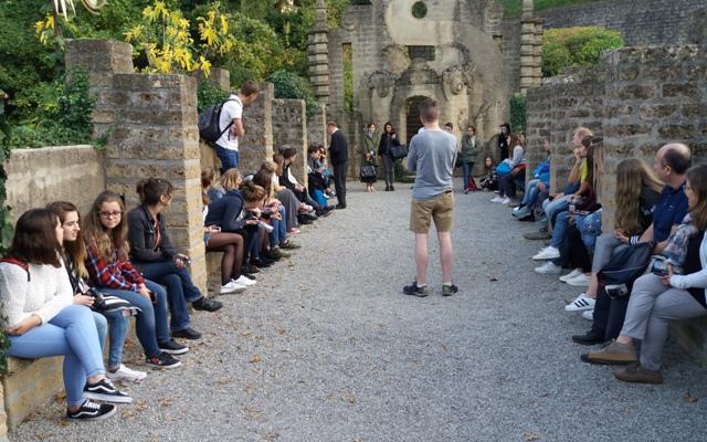 TROBADA ERASMUS+ A TODI, ITÀLIA
