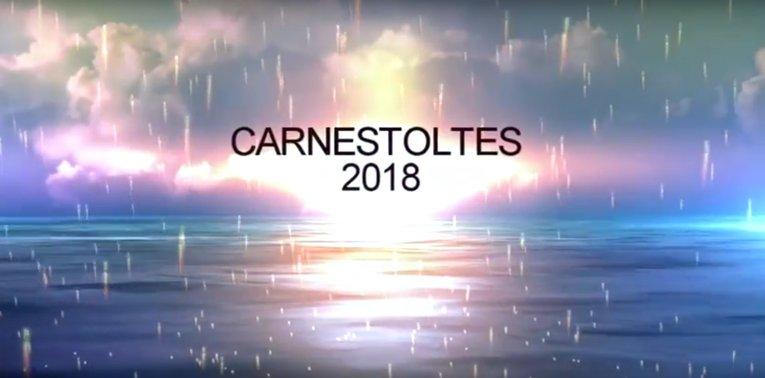 Vídeo de la rua del carnestoltes 2018