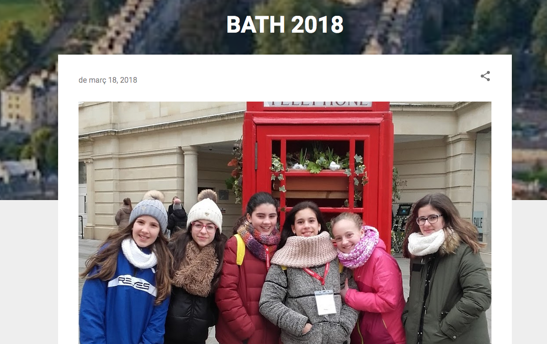 Blog treball de síntesi a Bath