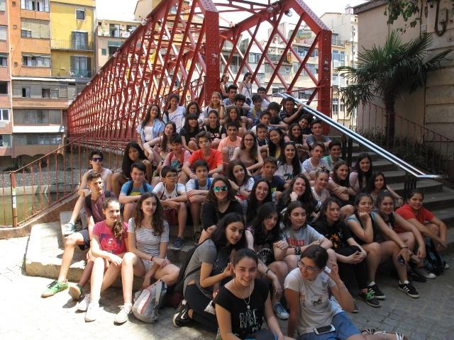 2n d'ESO a Girona