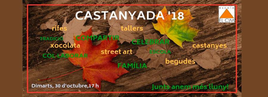 Castanyada 2018
