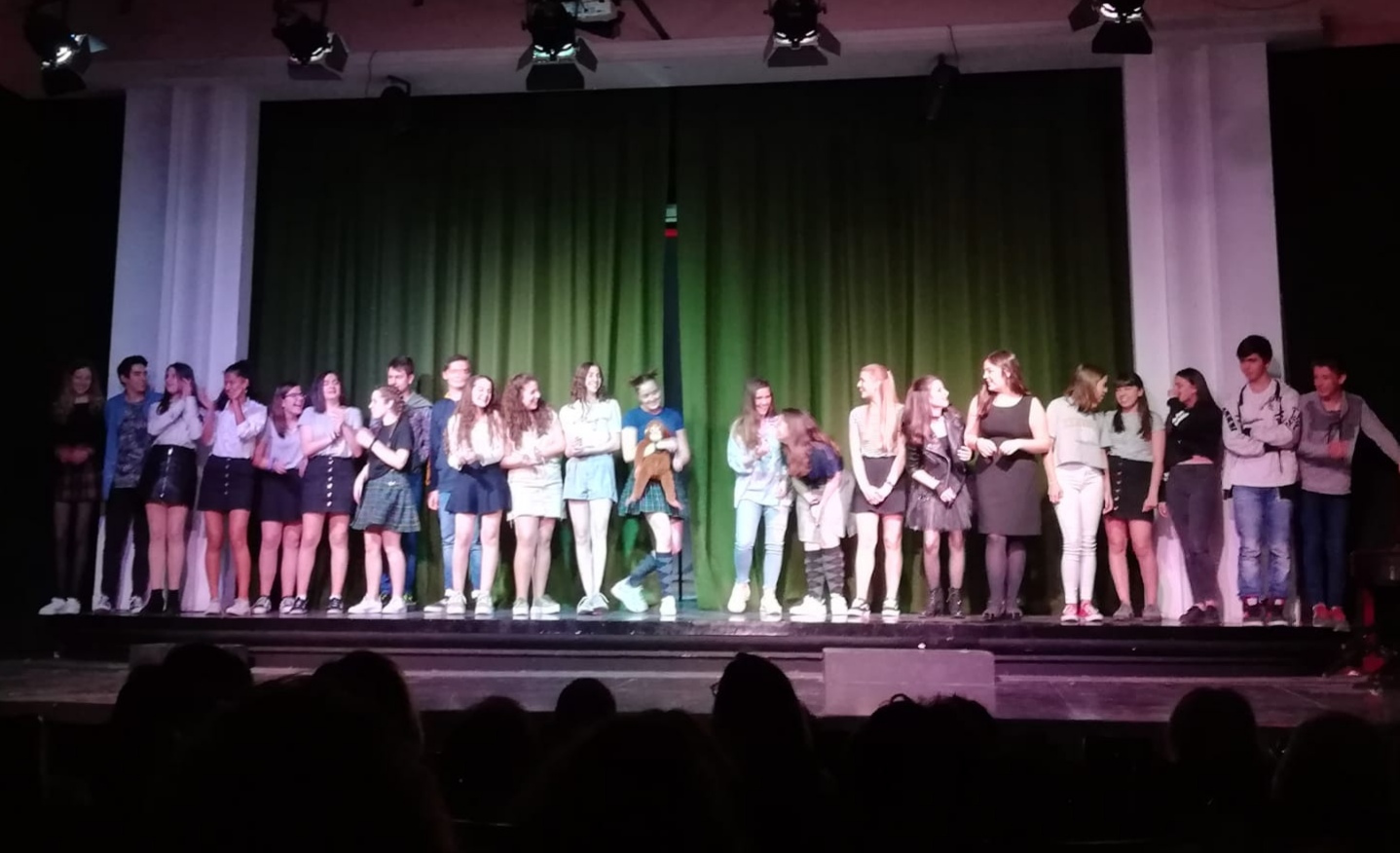 Teenage Dramas. Teatre en anglès. 3r d'ESO.